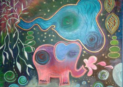 Heiltier Eva Heiliger Elefant