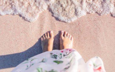 Deine Füße als Pfadfinder und Wegweiser