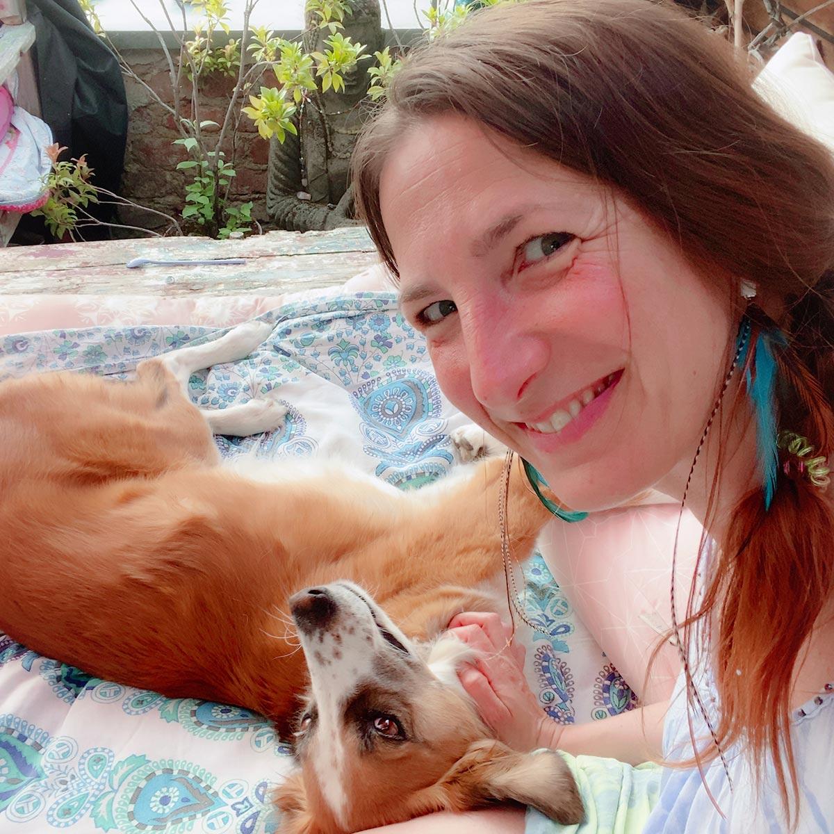 Bild Sandra + Heidi